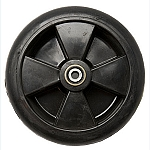 John Deere Mower Deck Gauge Wheel - AM107370