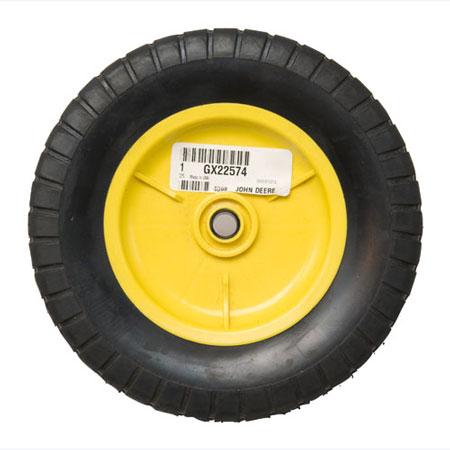 John Deere Front Wheel With Tire Gx22574