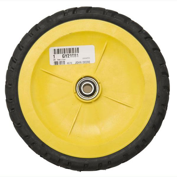 John Deere Tractor Rear Rims For 2010 : John deere rear wheel with tire gy