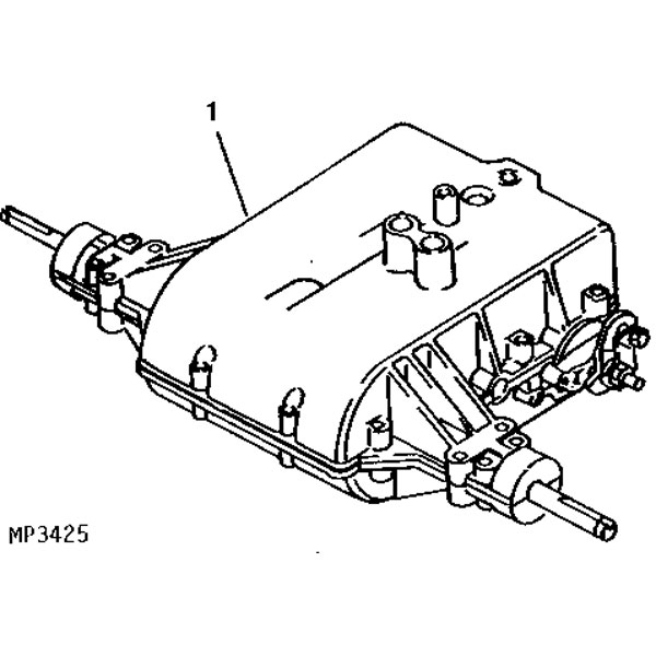 John Deere Lx173 Parts Diagram