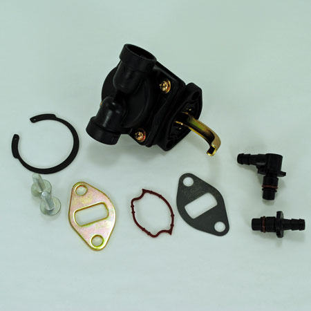am133627 medium john deere fuel supply pump am133627 John Deere RX75 Riding Lawn Mower at panicattacktreatment.co
