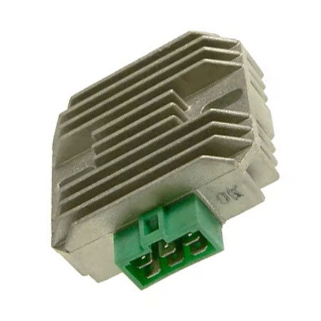 John Deere Voltage Regulator - M97348