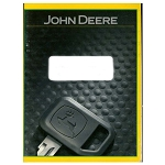 John Deere Operators Manual - OMM121572 - See product detail for serial number range