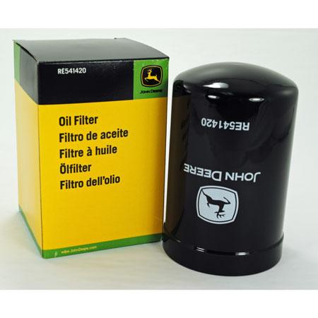 Re Medium on Fleetguard Oil Filters