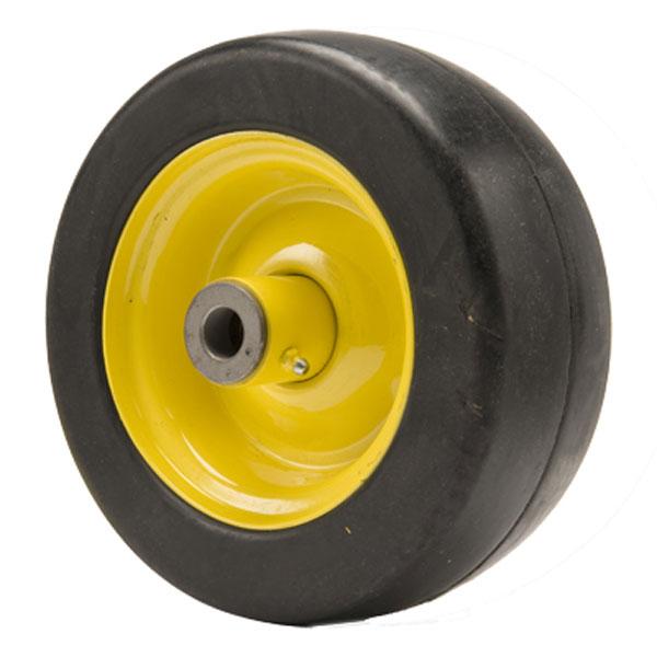 John Deere Caster Wheel With Tire Am121814
