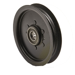 John Deere Flat Idler Pulley - AM124925