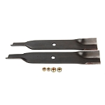 John Deere Medium Lift Mower Blades Kit (Set of two)(38-inch cut) - AM141039