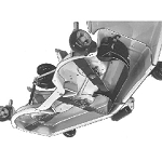 John Deere Tri-Cycler Mulch Kit for 60-inch Mower Deck - BM17878