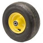 John Deere Caster Wheel with 13x6.5-6 Tire - TCA13771