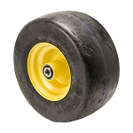 John Deere Caster Wheel with 13x6.50-6 Smooth Tire - TCA16946
