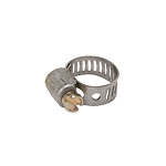 John Deere Worm Drive Stainless Steel Hose Clamp - TY22462 - 1/4-in thru 5/8-inch