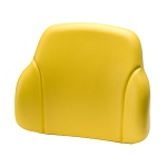 John Deere Comfort Seat Backrest Cushion - AL116979