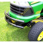 John Deere Optional Heavy-Duty Front Bumper Kit - BG20944