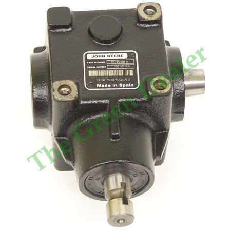 John Deere Zero Turn Commercial Mowers >> John Deere Gear Case - DE19086
