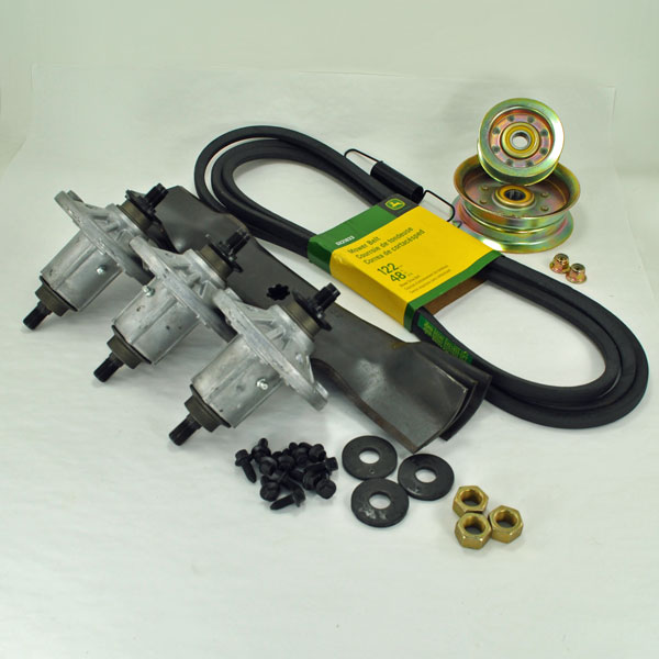 gy2099x48a john deere 48 inch mower deck rebuild kit gy2099x48a john deere la145 wiring harness at crackthecode.co