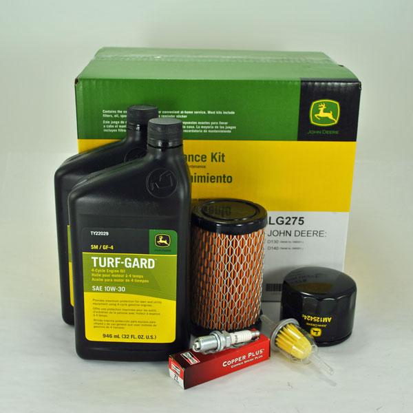John Deere Home Maintenance Kit Lg275