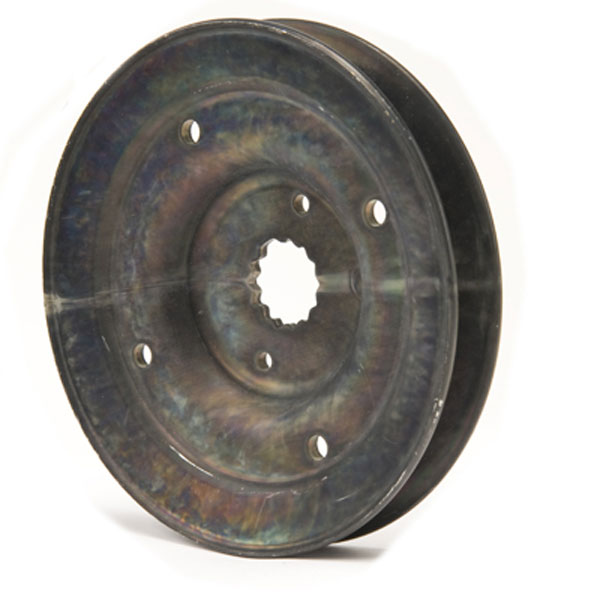 John Deere Blade Spindle Pulley - TCU15544
