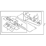 John Deere Deck Driveshaft - AM124466