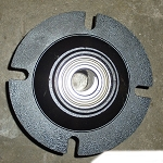 John Deere Blade Spindle Housing - AM35305