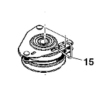 John Deere Electric Clutch - TCA20484