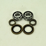 John Deere Blade Spindle Bearing Kit - AM115721