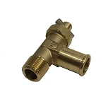 John Deere Engine Oil Drain Valve - AM38104
