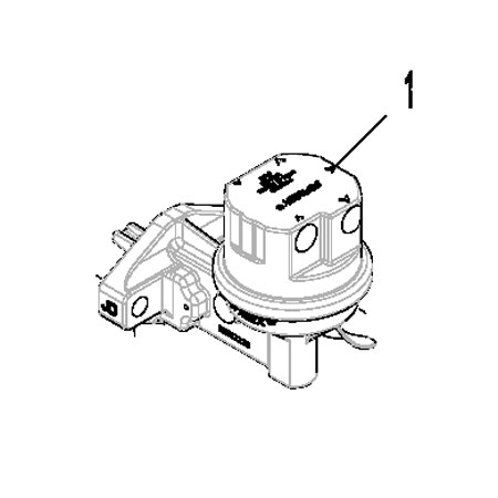 John Deere Fuel Transfer Pump - DZ117587