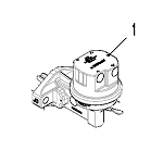 John Deere Fuel Transfer Pump - DZ110616