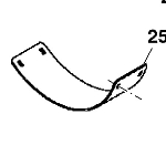 John Deere Blower Housing Wear Plate - TCU15538