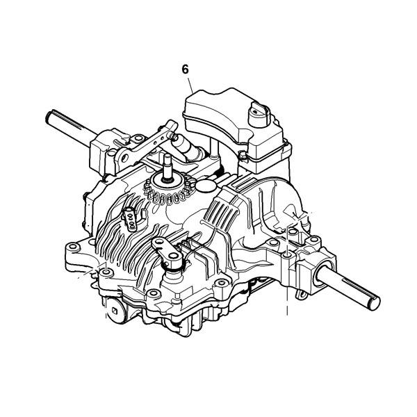 John Deere Alternator Part
