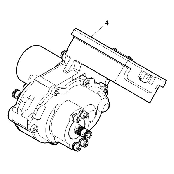 John Deere Steering Assist Module