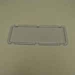 John Deere Hopper Top Window -  M93074