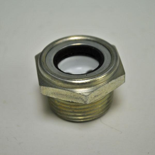John Deere Transmission Oil Sight Glass - YZ80549