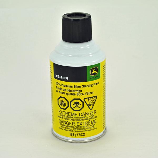 John Deere 80 Premium Ether Starting Fluid Re556468