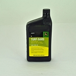 John Deere 10W40 Turf Gard 4-Cycle Motor Oil Quart  - TY25122