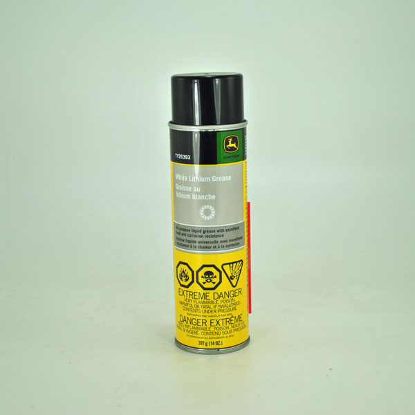 John Deere Gator >> John Deere White Lithium Grease - TY26393