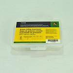 John Deere 21-piece Metric Grease Fitting Assortment - TY22568