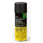 John Deere High Temperature Black Paint - TY27303
