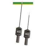 John Deere Hay Bale Handheld Moisture Tester with Calibration Clip - SW007320 - SW007321