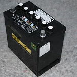 John Deere Dry Charge Battery - 12 Volt - BCI 45 - CCA 500 - TY25881 - Sulfuric Acid NOT Included
