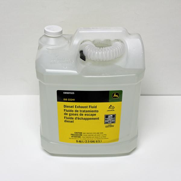 Diesel Exhaust Fluid >> John Deere Diesel Exhaust Fluid Def Swdef025