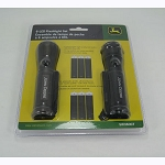John Deere 6-LED His and Her Flashlight Set - SW36007