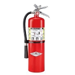 John Deere ABC Dry Chemical Fire Extinguisher - 10-lbs - TY26851