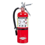 John Deere ABC Dry Chemical Fire Extinguisher - 5-lbs - TY26852