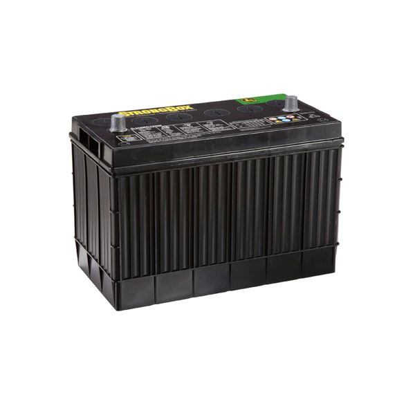 John Deere Dry Charge Battery - 12 Volt - BCI 31 - CCA 925 - TY25879 - Sulfuric Acid NOT Included