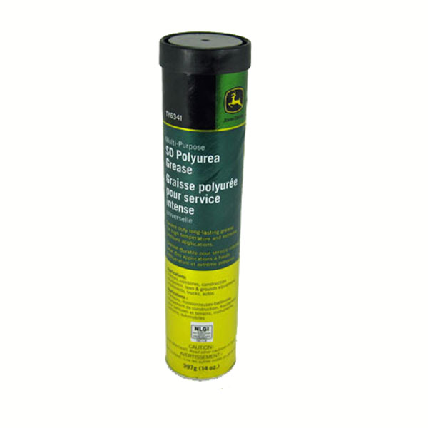 John Deere Multi-Purpose SD Polyurea Gun Grease - TY6341