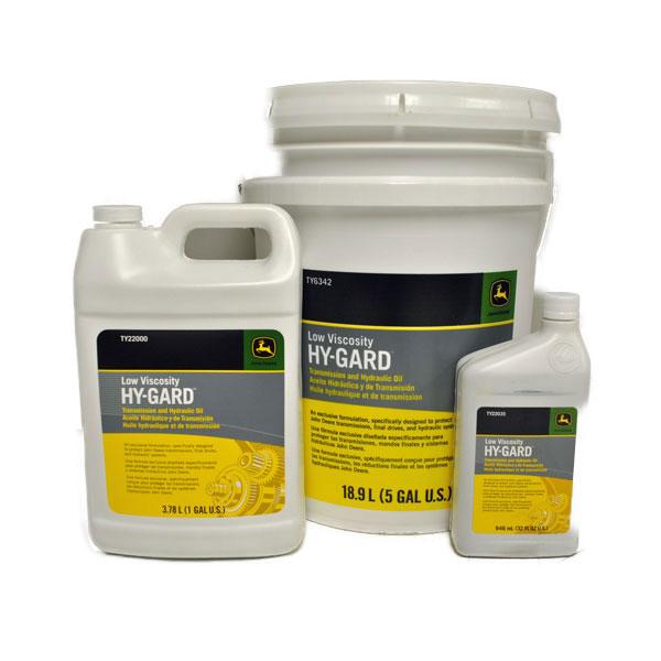John Deere Hydrostatic Transmission Fluid - Quarts=TY22035 - Gallons=TY22000