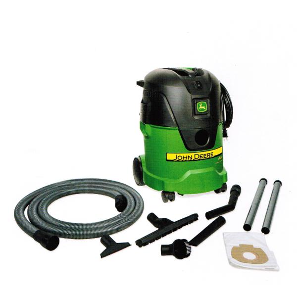 John Deere PR Series 7 Gallon Wet Dry Vacuum