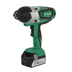 Hitachi 1/2-inch 18 Volt High Torque Impact Wrench - ET-WR18DSHL