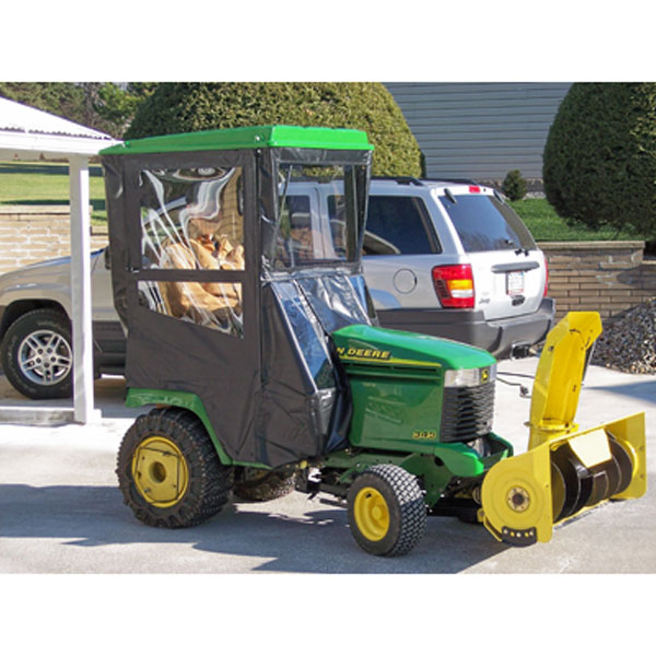 Original Tractor Cab Hard Top Cab Enclosure 11082